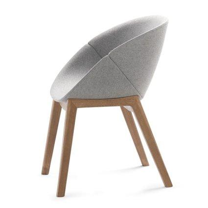 Domitalia Coquille-L Armchair Sedie DO-COQUILLE-L 0