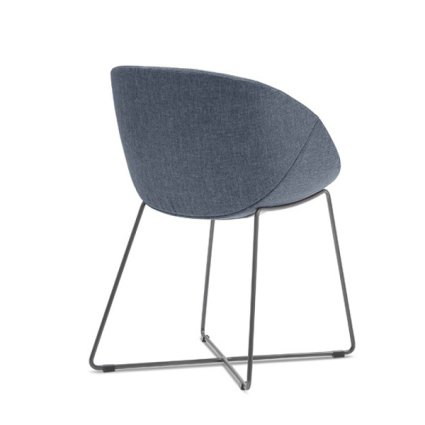 Domitalia Coquille-T Armchair Sedie DO-COQUILLE-T 0