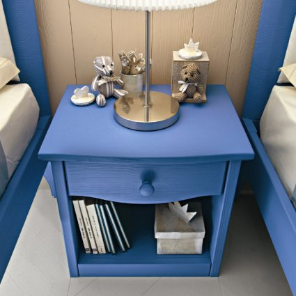 Everyday Bedside Table with drawer Bedroom Furnishing Accessories CA-V0530 0