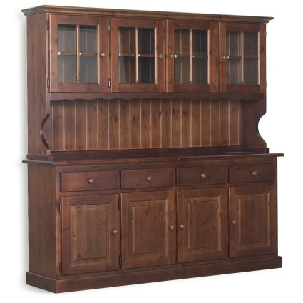 4 Doors Virgilio wood Sideboard rustic shabby chic Day MI-CR4AD 0