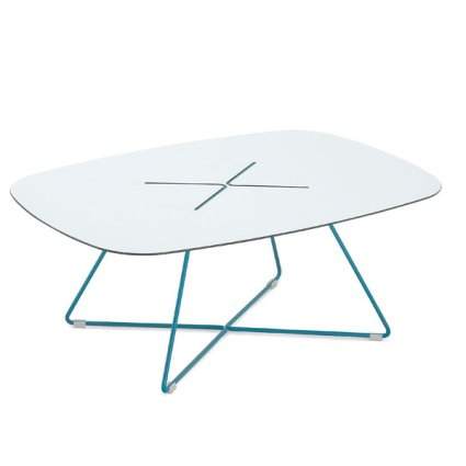 Domitalia Cross-r Coffee Table Coffee Tables DO-CROSS-R 0