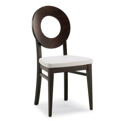 Dea Modern Wooden Chair for dining room bars restaurants Sedie e tavoli 47U 0