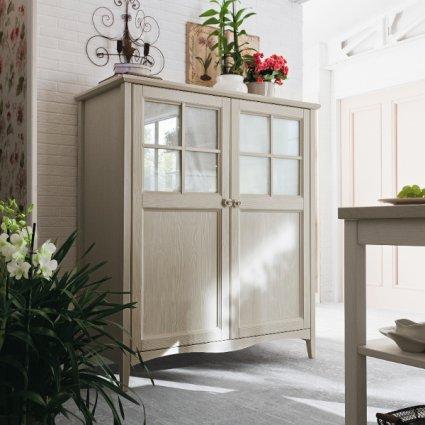 Everyday 2 doors Storage Cupboard Living Room Furnishing CA-E0991 0