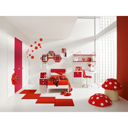 Child Bedroom Fantasy 06 Bedroom Furniture ZG-FANTASY-06 0