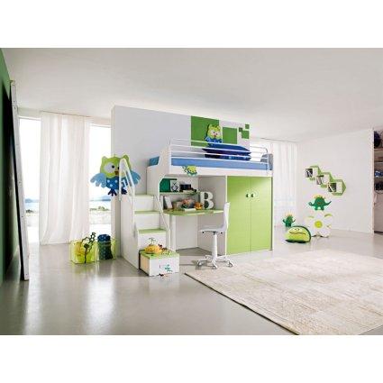 Child Bedroom Fantasy 17 Bedroom Furniture ZG-FANTASY-17 0