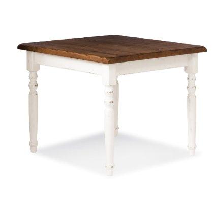 Rustic wooden Table Antique Shabby Chic country kitchen restaurant pizzerias community bar Avea AV-T 0