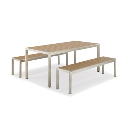 Amalfi Table and Benches Set All products GS-AMALFI 0