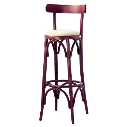 Vienna Deluxe Stool viennese style tonet bistrot for home restaurants pizzerias community bar Chairs, Armchairs, Stools and Benches SE-H80-SPK 0