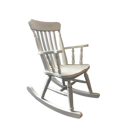 Rocking Rustica wood Chair rustic country kitchen restaurant community bar Mobililar TO-DON 0