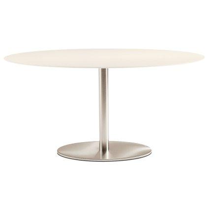 Inox elliptical 4901 180x110 Table Tables PE-4901/AC_C_E_180X110_CFC 0