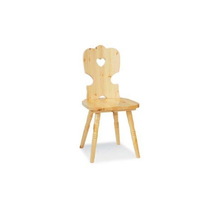 Iris wood Chair rustic country kitchen restaurant community bar Chairs, Armchairs, Stools and Benches AV-S/152 0