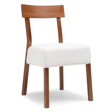 Italia Imbottita Modern Wooden Chair for dining room bars restaurants Sedie e tavoli 439E 0