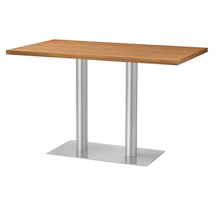 MT 491 T Table 70x120  Complementi ME-491-T-70-X-120 0