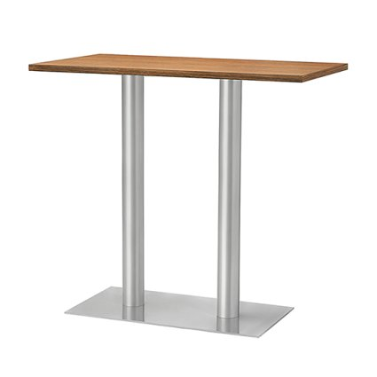 MT 491A T Table 70x120  Complementi ME-491A-T-70-X-120 0