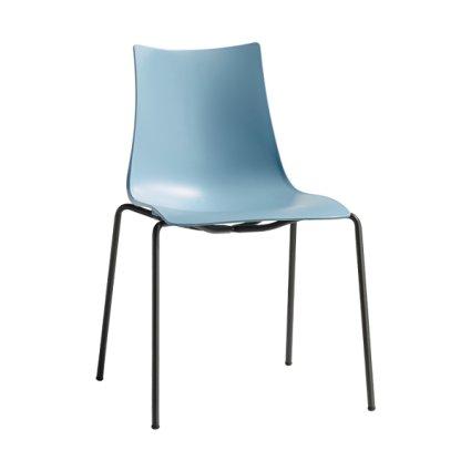 Scab Design Zebra Tecnopolimero 4 legs Chair Sedie SD-2615 0