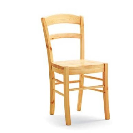 Paesana wood Chair rustic country kitchen restaurant community bar Chairs, Armchairs, Stools and Benches AV-S/127 0