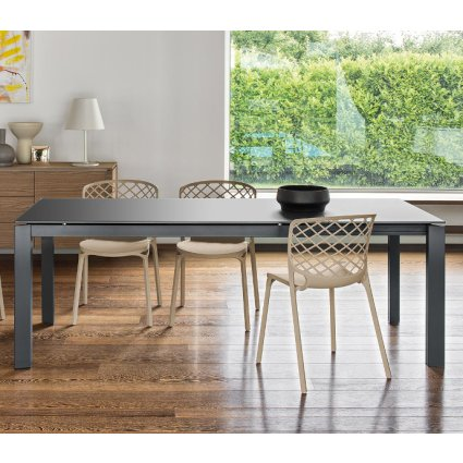 Connubia CB/4010-R 180 8B Baron Table Calligaris CS-4010-MV-180-8B 0