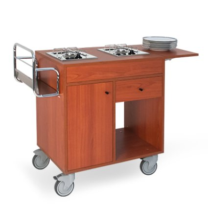 Flambé Trolley 1160D Complementi MC-1160D 0