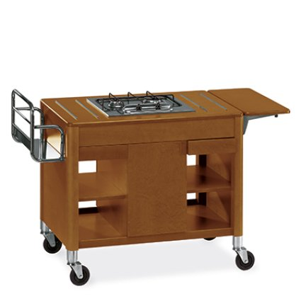 Flambé Trolley 6400 Complementi MC-6400 0