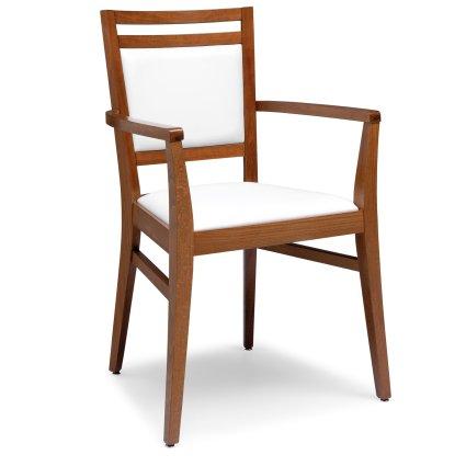 Suri Modern Wooden Armchair for kitchen bars restaurants Sedie e tavoli 472CP 0