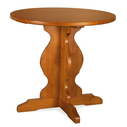 Polifemo round ø 80 table rustic country kitchen restaurant pizzeria community bar Tables AV-BC/P/084/D 0