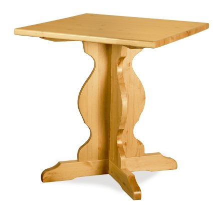 Zefiro square 80 table rustic country kitchen restaurant pizzeria community bar Tables AV-BC/P/084 0