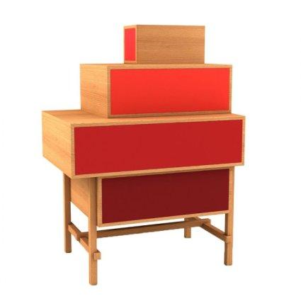 Terrazza Drawer Chest Living Room Furnishing VS-S630 0