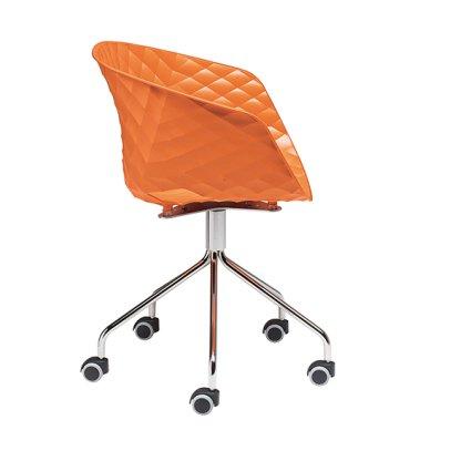 Uni-ka 597-5R Armchair  Metal Chairs ME-597-5R 0