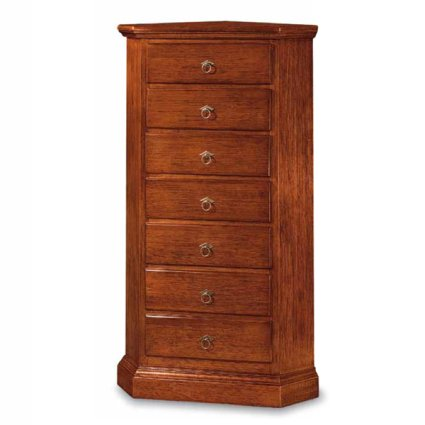 Carmo Seven-Drawers Chest Bedroom Furniture IM-G/1101/5009/A 0