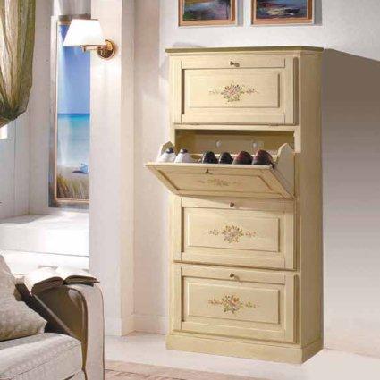 Meta Shoe Rack Bedroom Furniture IM-G/882/1221/A 0
