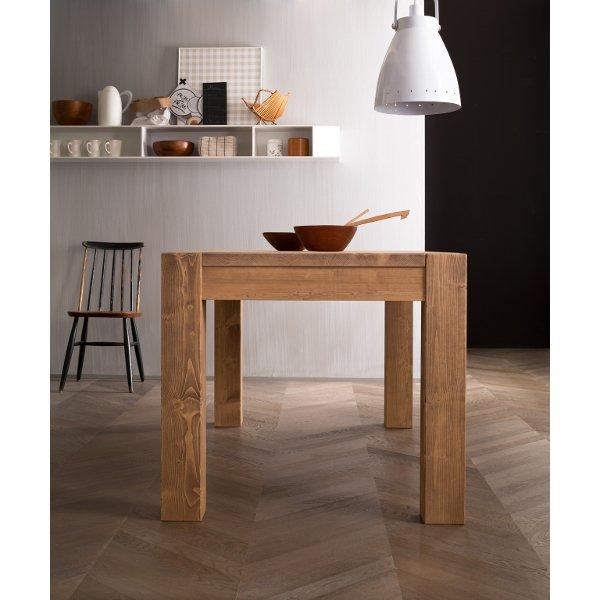 Esencaj 160 extendable 210 rustic shabby chic classic wood Table ...
