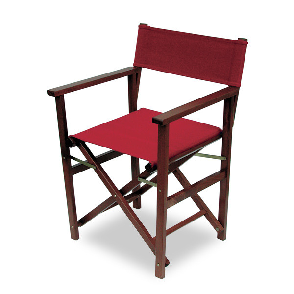 Missoni Home Outdoor Folding Chair Regista: Mx Folding Director Wood Chair For Home Restaurants