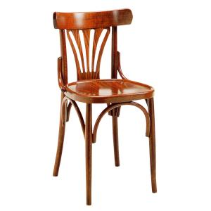 Boemia wood Chair viennese style tonet bistrot for home restaurants pizzerias community bar Chairs, Armchairs, Stools and Benches SE-092 0