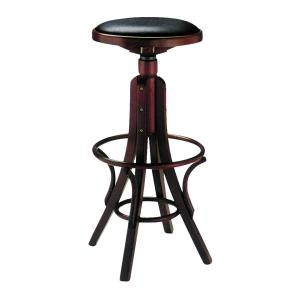 Rodano Stool viennese style tonet bistrot for home restaurants pizzerias community bar Chairs, Armchairs, Stools and Benches SE-10035-SG 0