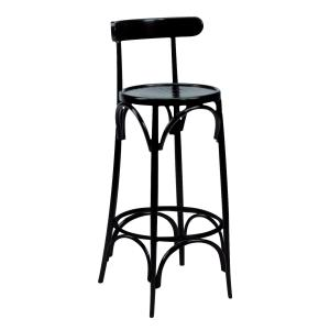 Vallese Stool viennese style tonet bistrot for home restaurants pizzerias community bar Chairs, Armchairs, Stools and Benches SE-10037-SG 0