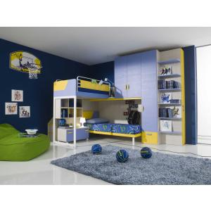 Child Bedroom Fantasy 12 Bedroom Furniture ZG-FANTASY-12 1