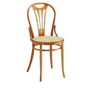 Baden wood Chair viennese style tonet bistrot for home restaurants pizzerias community bar Chairs, Armchairs, Stools and Benches SE-17-CR 0