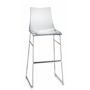 Scab Design Zebra Antishock h. 80 sled structure Stool Chairs, Armchairs, Stools and Benches SD-2547 2