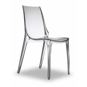 Scab Design Vanity Chair Chair plastic / polycarbonate Outdoor Furniture SD-2652 3