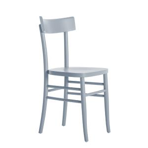 York New Legno Viennese Style Wooden Chair for kitchen bars restaurants Sedie e tavoli 446A 0