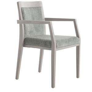Opera Boheme Stackable Modern Wooden Armchair for dining room bars restaurants Palma 49EFP 0