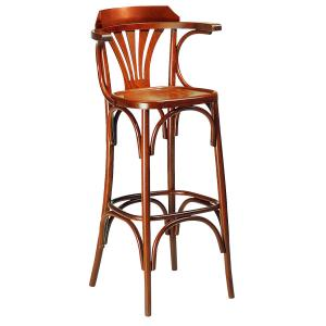 Sassonia Stool viennese style tonet bistrot for home restaurants pizzerias community bar Chairs, Armchairs, Stools and Benches SE-600-SG 0