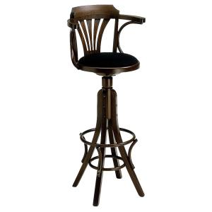 Sassonia Swivel Stool viennese style tonet bistrot for home restaurants pizzerias community bar Chairs, Armchairs, Stools and Benches SE-600-G-SG 0