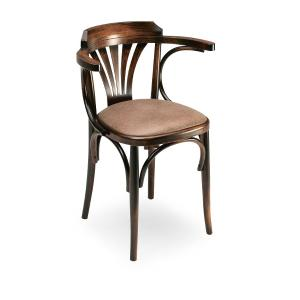 Sassonia wood Armchair viennese style tonet bistrot for home restaurants pizzerias community bar Chairs, Armchairs, Stools and Benches SE-600 0