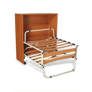 Foldaway Cabinet Bed 120/O Bedroom Furniture BIA-02-557 2
