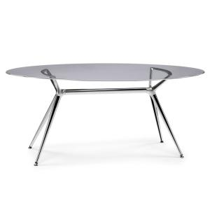 Scab Design Metropolis Elliptical 180 Table Tables SD-7011-001-5301 0