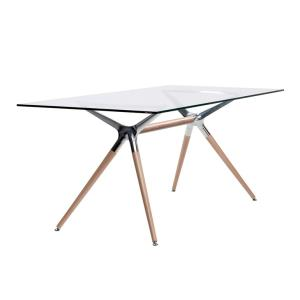 Scab Design Metropolis Rectangular 180 Table Tables SD-7011-001-5313 0