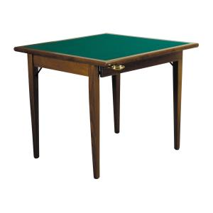 Card Table Poker 90 wooden square Tables DF-716 0