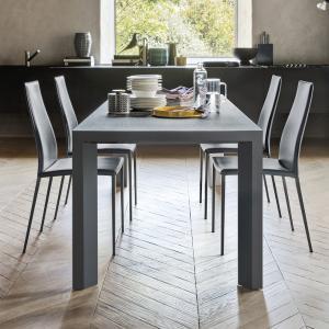 Calligaris CS/4084-ML 200 Lam Table Outlet Metal Tables CS-4084-ML-200 0