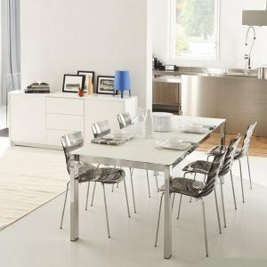 Connubia CB/4010-R 160 8A Baron Table Calligaris CS-4010-ML-160-8A 1